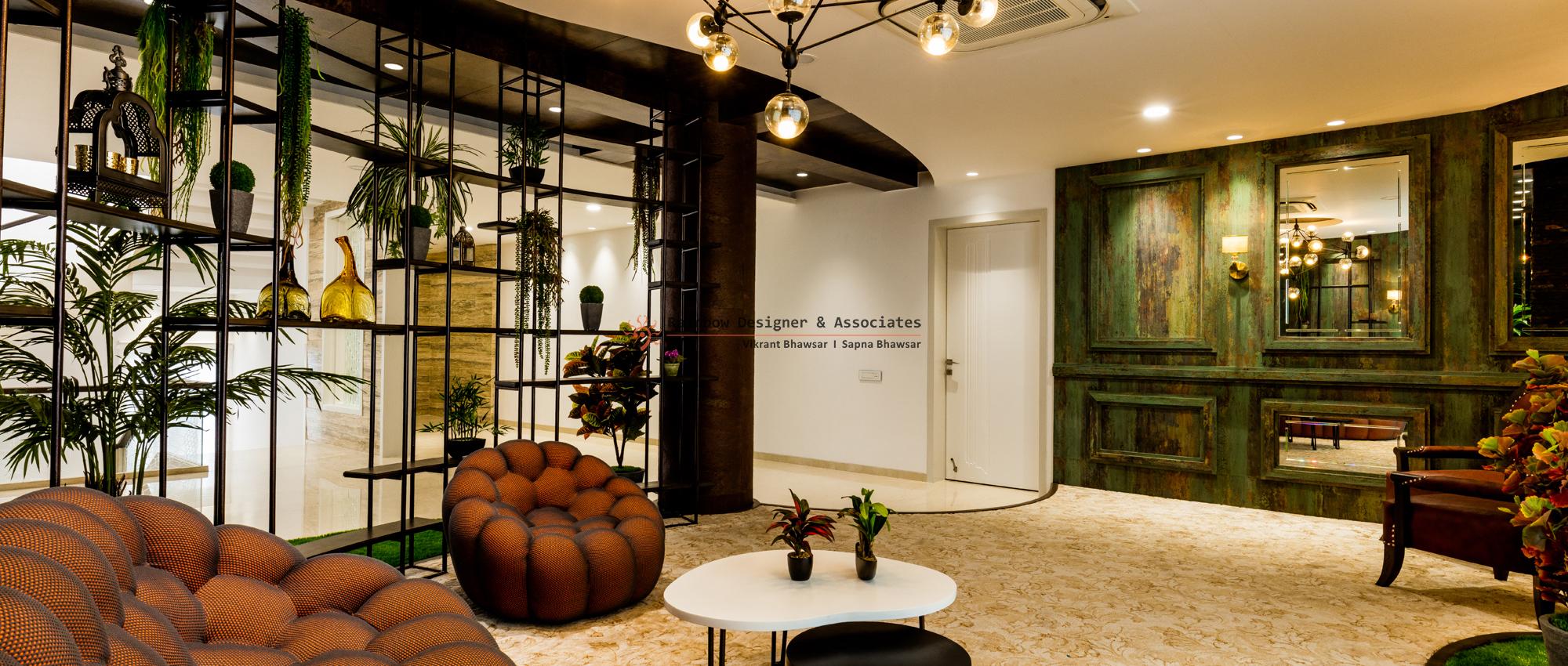 Rainbow Designers & Associates Indore